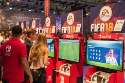 В игре FIFA 18 нашли нарушения