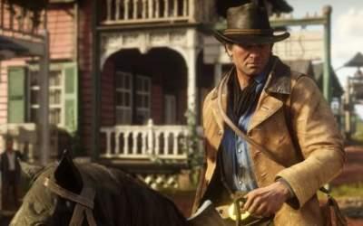 Вышел второй трейлер геймплея Red Dead Redemption 2