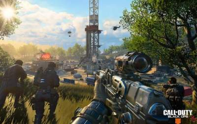В Call of Duty: Black Ops 4 был забанен дизайнер игры Battlefield V