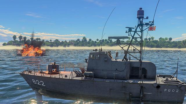 Японский флот уже держит курс на War Thunder