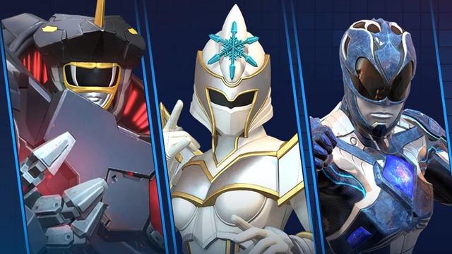 Power Rangers: Battle for the Grid получила сюжетный режим и озвучку от оригинальных актёров