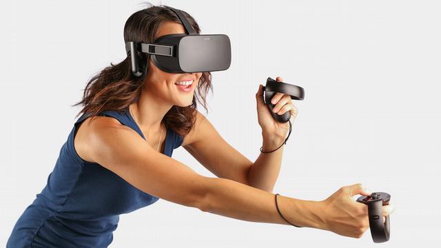 В VR-контроллерах Oculus Touch случайно оставили послание от масонов