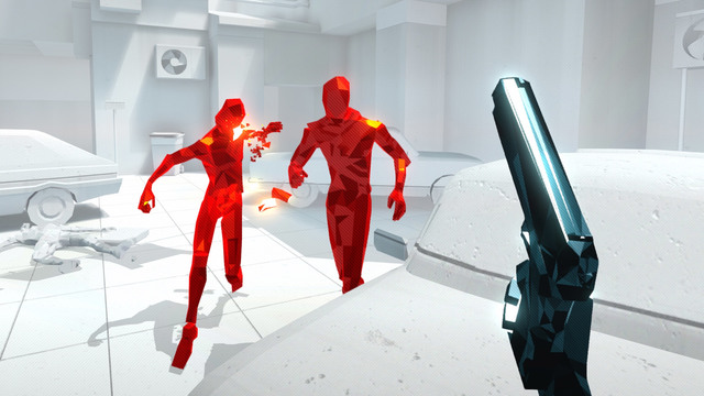 Superhot VR продалась лучше, чем оригинальная игра
