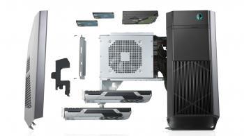 Dell объявила о старте продаж новых игровых систем