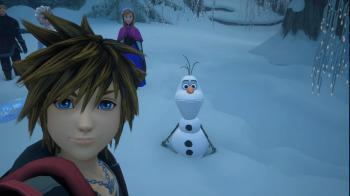 Square Enix заменит голос Олафа в японской версии Kingdom Hearts III