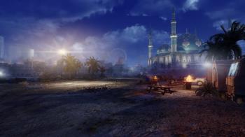 Финал сезона Арабская ночь уже в Armored Warfare: Проект Армата