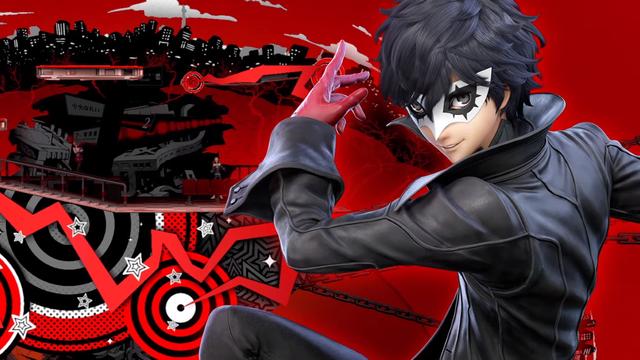 Огромное обновление для Super Smash Bros. Ultimate: Джокер из Persona 5, конструктор уровней, редактор видео…