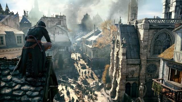 Игроки закидали страницу Assassin's Creed: Unity в Steam положительными отзывами