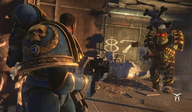 Humble Bundle бесплатно раздает Warhammer 40.000: Space Marine